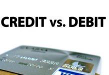thẻ tín dụng khác gì thẻ ghi nợ