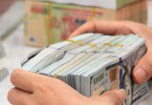 đồng USD biến động mạnh