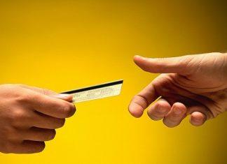 thẻ tín dụng không chuyển khoản được