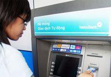 chuyển tiền bằng thẻ ATM