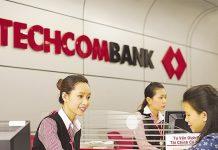 lãi suất tiết kiệm ngân hàng Techcombank