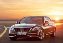 Mercedes maybach s450 4matic 2018