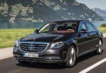 Mercedes-S 450 L